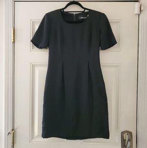 Short sleeved little black dress, Sag Harbor
